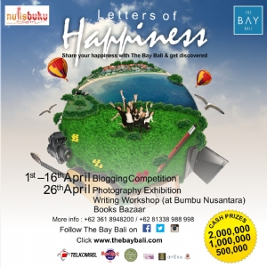The Bay Bali Nusa Dua : Letters Of Happiness