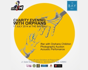 Charity Evening With Orphans