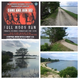FULL MOON RUN