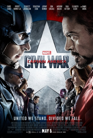 MOVIE REVIEW - Captain America Civil War