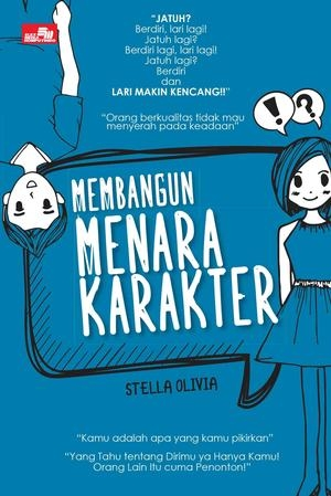 BOOK REVIEW : Membangun Menara Karakter by Stella Olivia