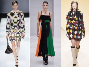 SHOPPING GUIDE : Tren Color-Blocking Semarakkan Milan Fashion Week