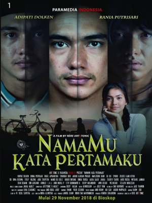 [MOVIE REVIEW] NAMAMU KATA PERTAMAKU