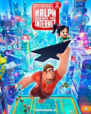[MOVIE REVIEW] RALPH BREAKS THE INTERNET