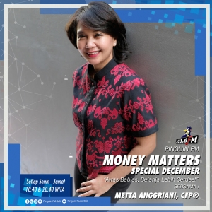MONEY MATTERS SPECIAL DESEMBER 2018