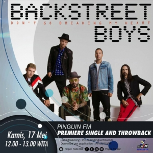 Premiere single terbaru Backstreet Boys - Don
