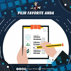 Pilih Program Talkshow Favorite anda!