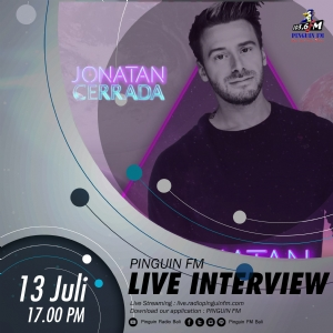 Live Interview with Jonatan Cerrada