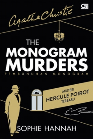 [BOOK REVIEW] The Monogram Murders - Pembunuhan Monogram by Sophie Hannah
