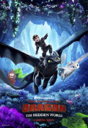 [MOVIE REVIEW] HOW TO TRAIN YOUR DRAGON: THE HIDDEN WORLD
