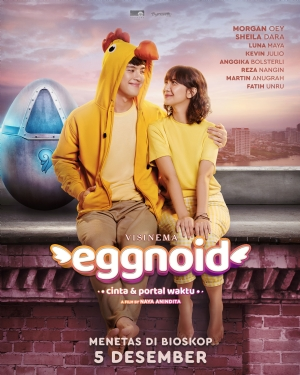 [MOVIE REVIEW] Eggnoid