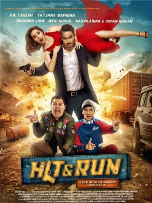 [MOVIE REVIEW] Hit and Run